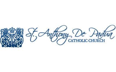 St Anthony de Padua Catholic Church logo